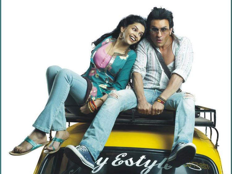 Deepika and Saif Latest Cute Still In Love Aaj Kal