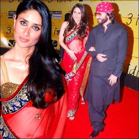 Saif Ali Khan and Kareena Latest Pic