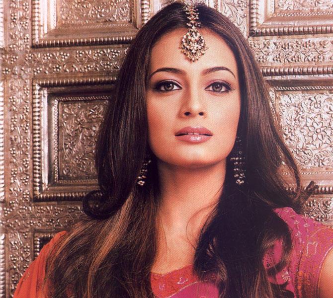 Diya Mirza Sizzling Beauty Still