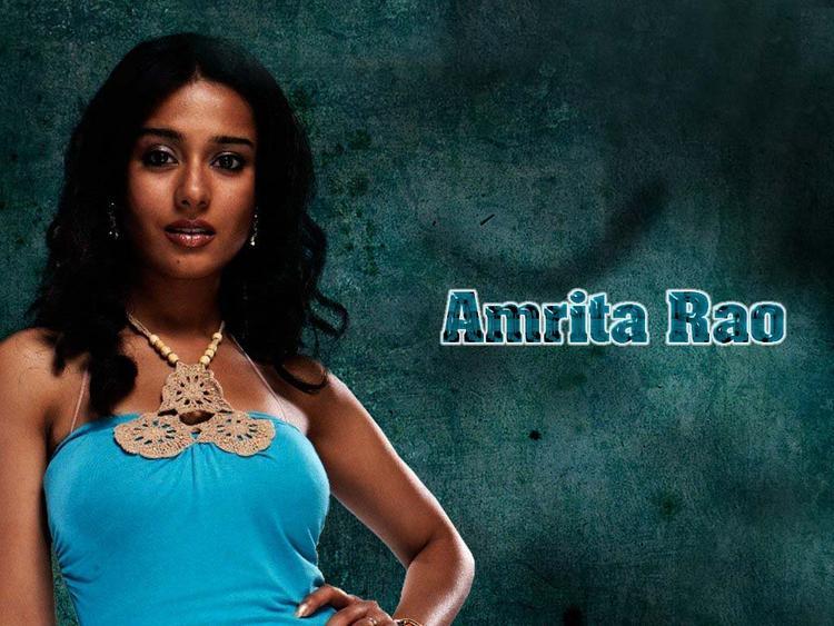 Amrita Rao Bold Look Wallpaper