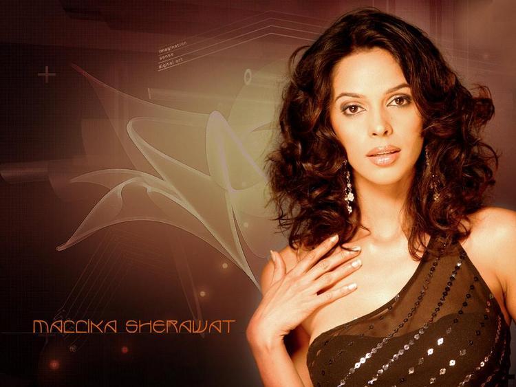 Bold Actress Mallika Sherawat Wallpaper