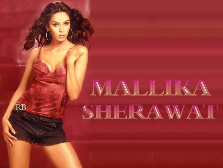 Hottie Mallika Sherawat Wallpaper