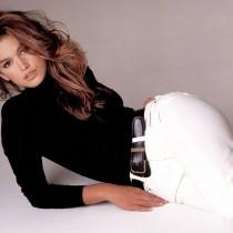 Cindy Crawford Hot Photo In Fulldress