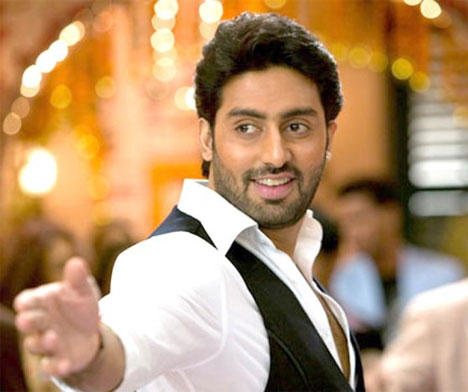 Abhishek Bachchan Song Still