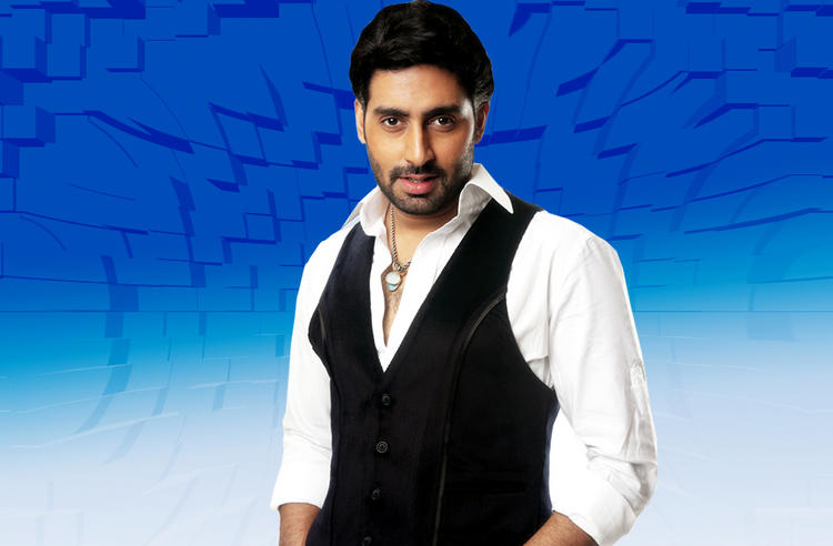 Hot Bollywood Star Abhishek Bachchan Pic