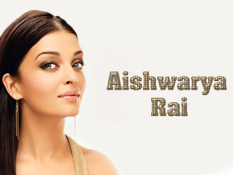 Sizzling Aishwarya Rai Wallpaper