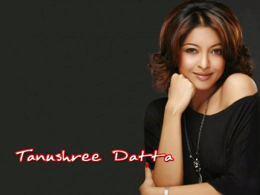 Indian Celbrity Tanushree Dutta Wallpaper