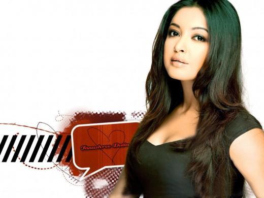 Tanushree Dutta Haircut Style Nice Still