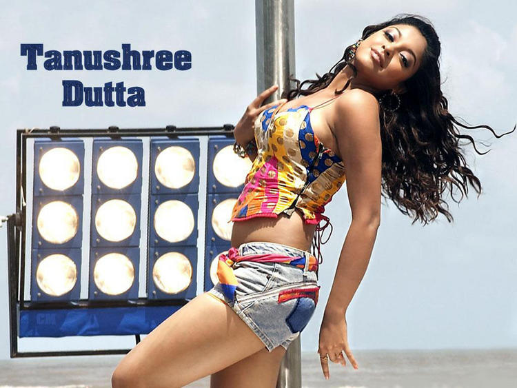Tanushree Dutta Modeling Photo Still