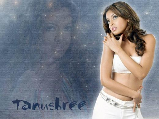 Tanushree Dutta Modeling in Short Dress
