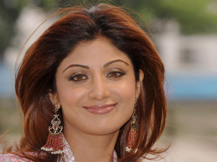 Shilpa Shetty Cute and Sweet Face Look