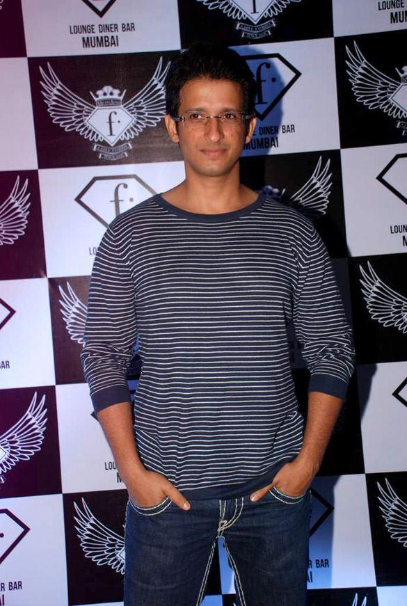 Sharman Joshi at F Bar Launch Event