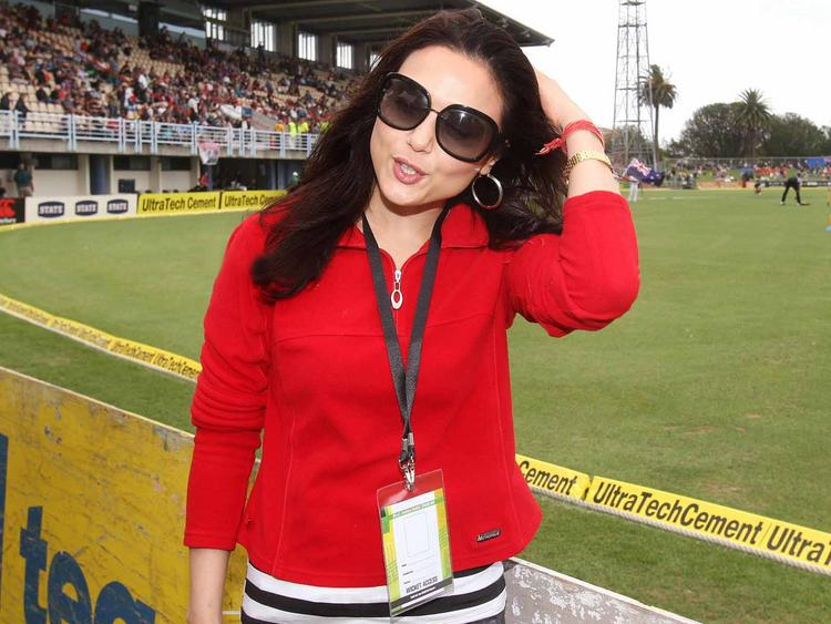 Preity Zinta Hot Stylist Pic