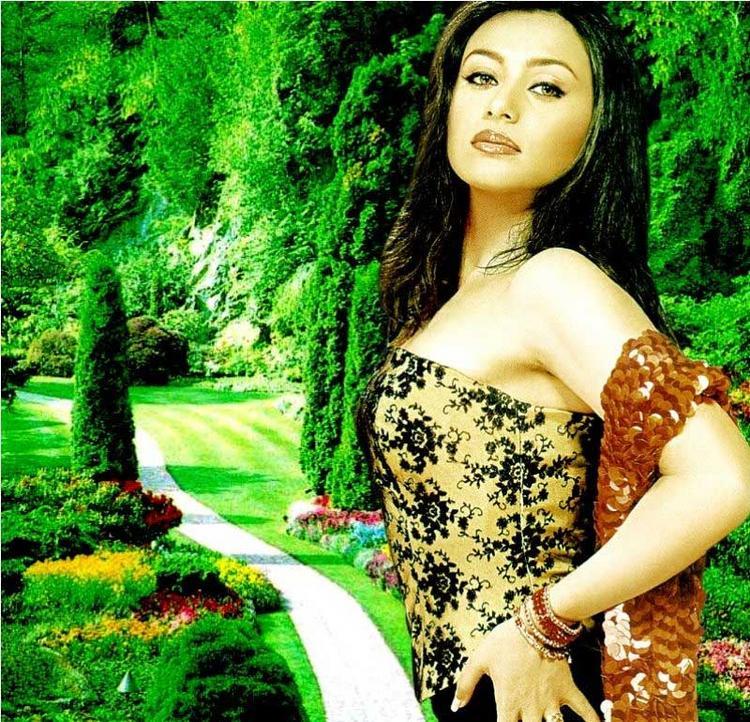 Rani Mukherjee Hottest Photo Shoot