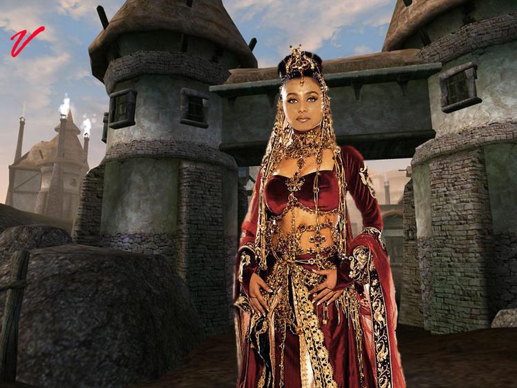 Rani Mukherjee Queen Look Still