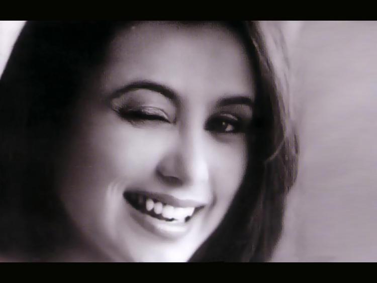 Rani Mukherjee Sexy Sweet Look Still
