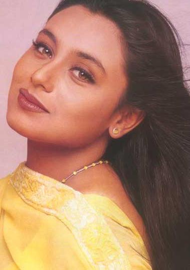 Rani Mukherjee Sweet Smile
