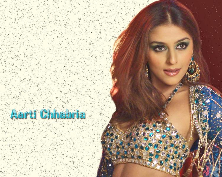 Aarti Chhabria Hot Look Wallpaper