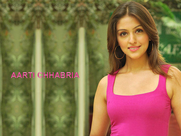 Aarti Chhabria Magenta Color Dress Beauty Still