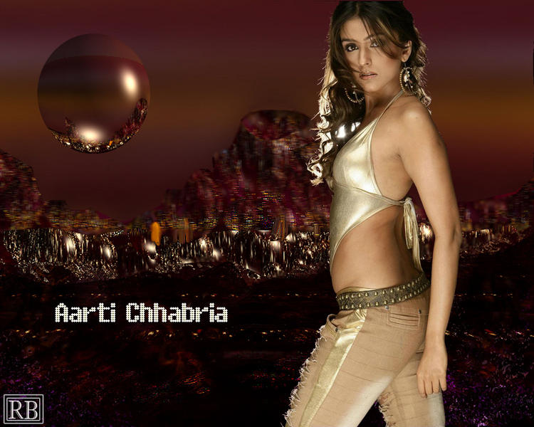 Aarti Chhabria Sexy Hot Look Wallpaper