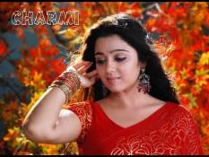 Charmy Kaur Romancing Look Wallpaper