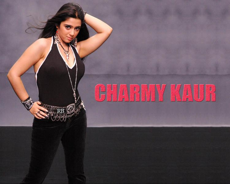 Hot Charmy Kaur Fitness Wallpaper