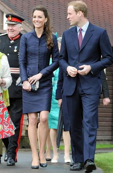 Prince William and Kate Middleton Latest Pic