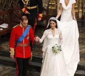 Prince William and Kate Middleton Wedding Photo