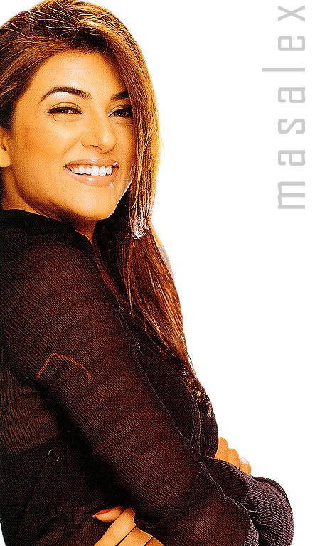 Lovely Actress Sushmita Sen Wallpaper