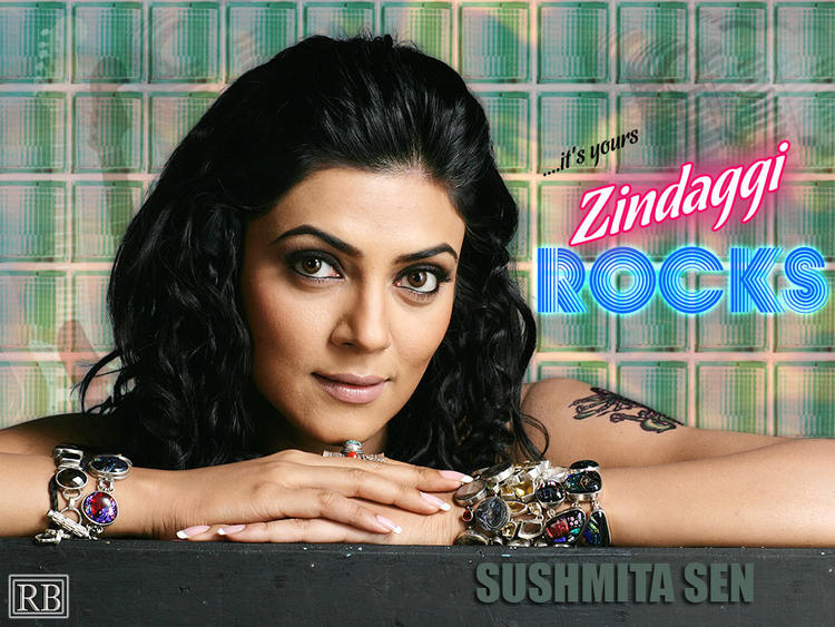 Sushmita Sen Sexy Eyes Look Still