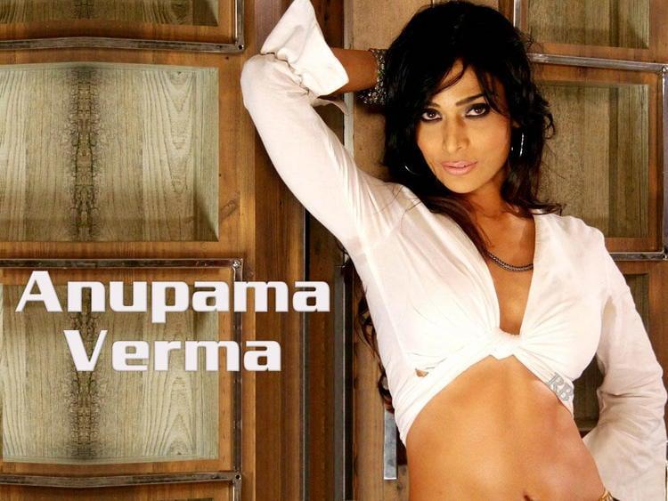 Anupama Verma Sexy Navel Show Wallpaper