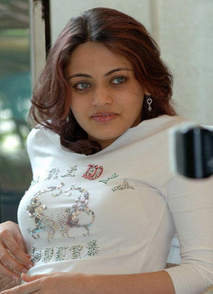 Sneha Ullal Sexy Look In White T Shirt