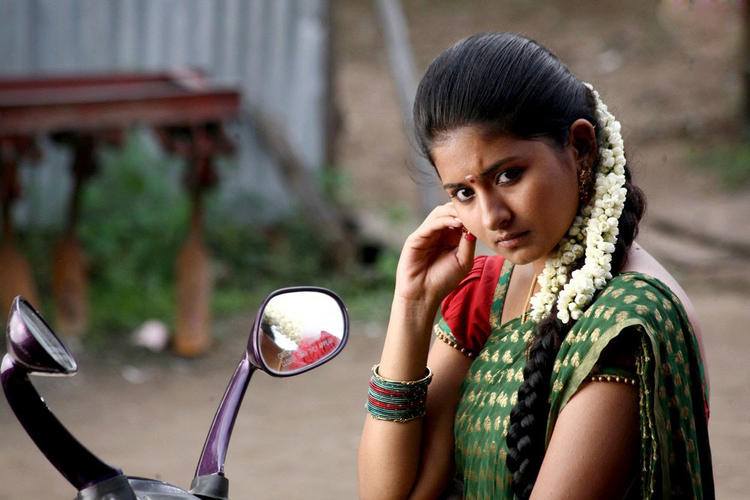 Reshma Menon Latest Cute Acting Still
