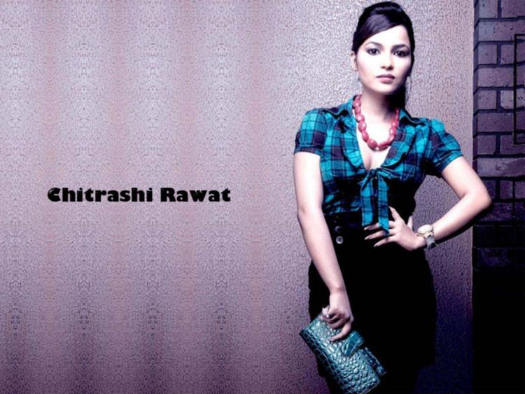 Chitrashi Rawat Stylist Look Photo Shoot