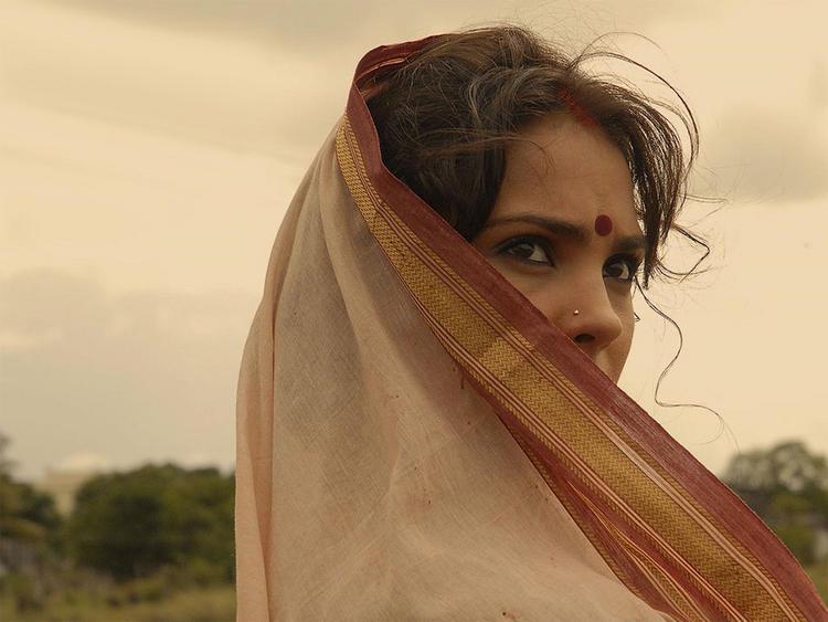 Lara Dutta Film Pic In Saree