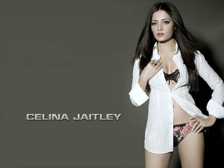 Celina Jaitley Bold Wallpaper