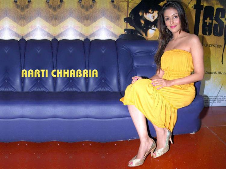 Aarti Chhabria Yellow Dress Hot Wallpaper