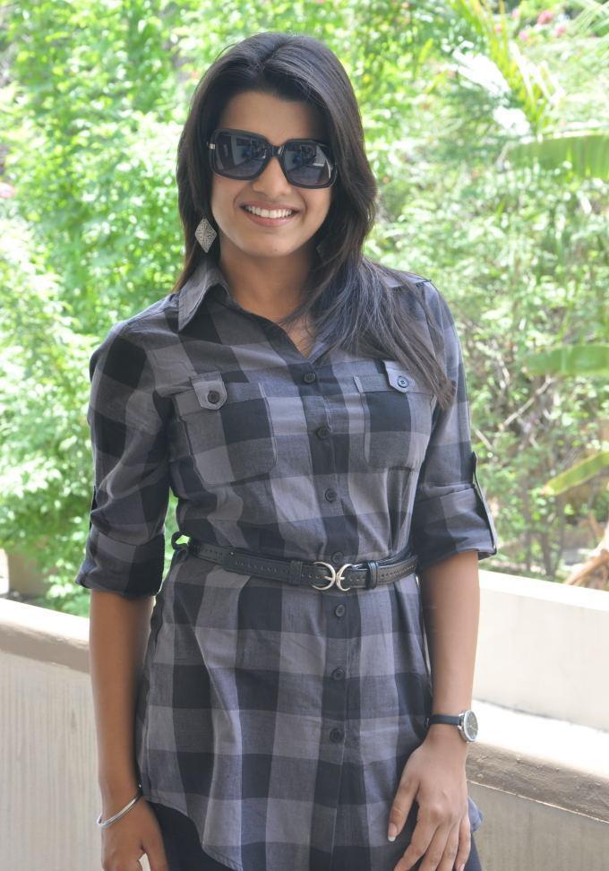Tashu Kaushik Sweet Still Wearing Goggles