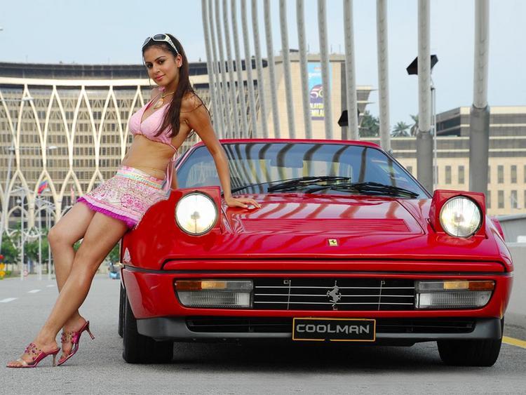 Shraddha Arya Short Dress Hot PIcs