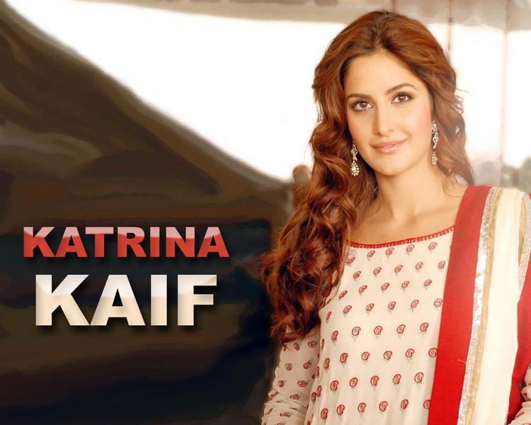 Katrina Kaif Nice In Salwar Suit