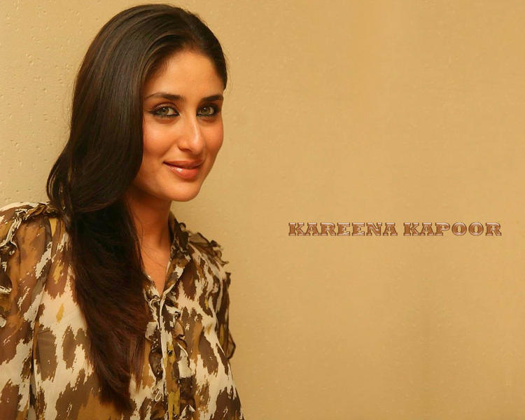 Kareena Kapoor Deadly Smile Wallpaper