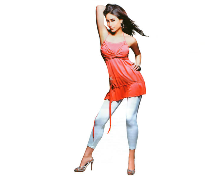 Kareena Kapoor Glamour Look Wallpaper