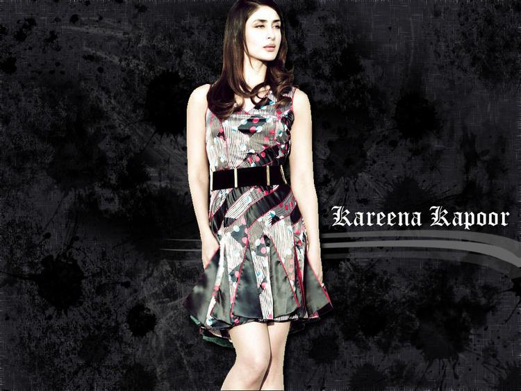 Kareena Kapoor Glamour Look Wallpaper