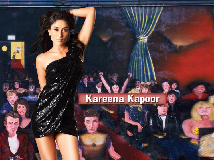 Kareena Kapoor Modeling Pose Wallpaper