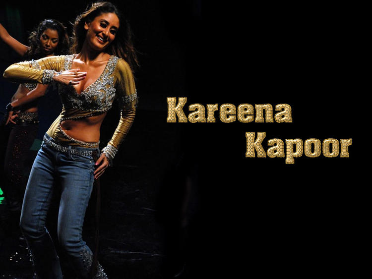 Kareena Kapoor Rocking Wallpaper