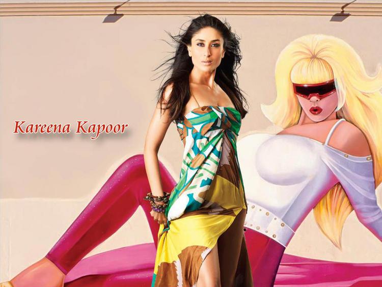 Kareena Kapoor Sexy Wallpaper