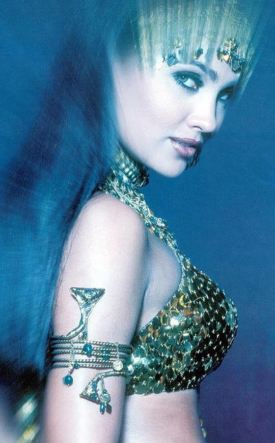 Lara Dutta Gorgeous Look Wallpaper
