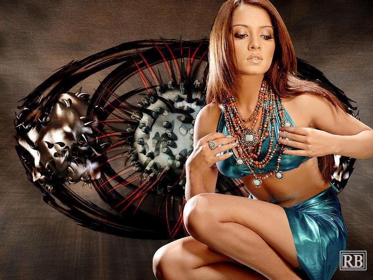 Celina Jaitley Bold And Sexy Wallpaper