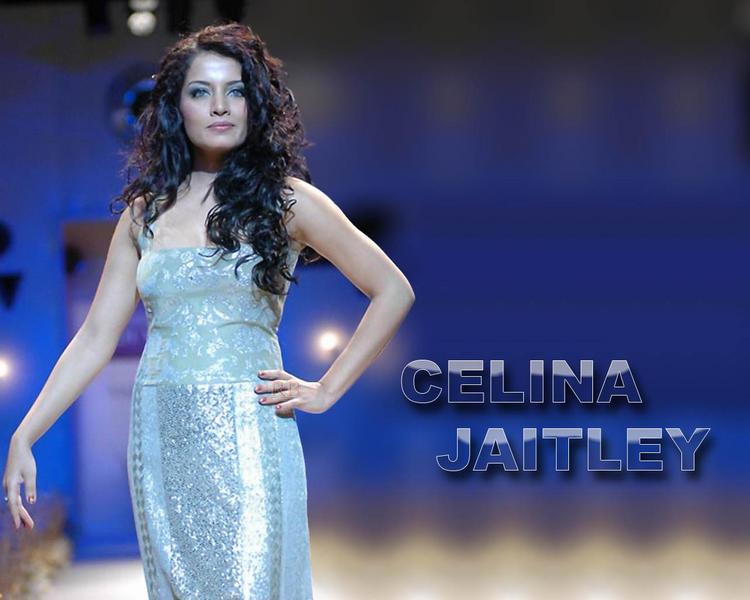 Celina Jaitley Glamour Look Wallpaper