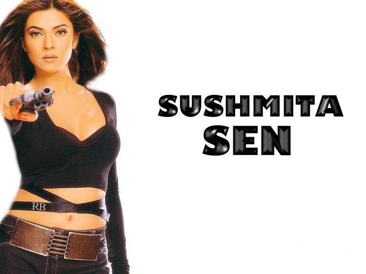 Sushmita Sen Killer Look Wallpaper